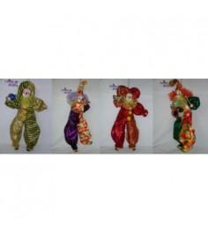 Мягкая фигурная игрушка клоун 40 см Snowmen Е80147