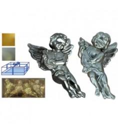Фигурки ангел 4 шт 9 см Snowmen Е80244