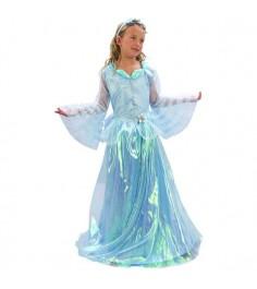 Костюм принцесса делюкс 7 10 лет Snowmen Е93154-1