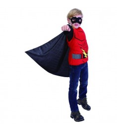Карнавальный костюм человек огонь 4 6 лет Snowmen Е94758-1