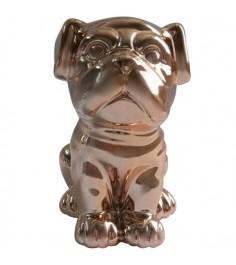 Копилка символ года собака бронзовая 12 см Snowmen Е96464