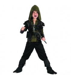 Карнавальный костюм боец 120 130 см Snowmen Е96490