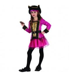 Карнавальный костюм пиратка 110 120 см Snowmen Е96496