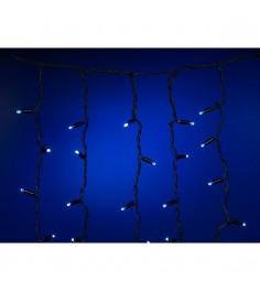 Новогодняя уличная гирлянда бахрома 3.2 х 0.9 м 232 лампы Snowmen ЕК0207