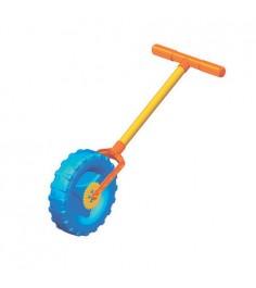 Игрушка каталка колесо Совтехстром Р85098