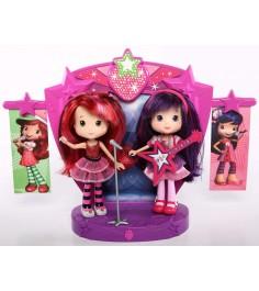 Набор кукол Шарлотта Земляничка 15 см на сцене 12245