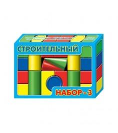 Конструктор строительный набор 3 19 деталей Тридевятое царство 230