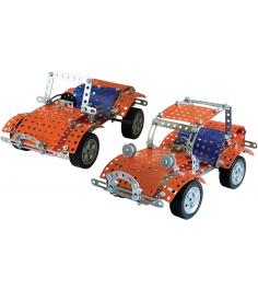 Металлический конструктор ретро авто 300 деталей Тридевятое царство 950...