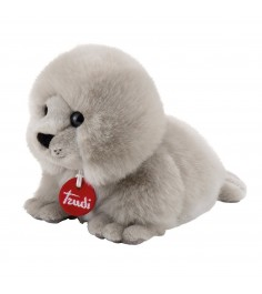 Мягкая игрушка Trudi Тюлень-пушистик 24 см 29016