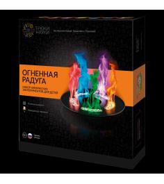 Набор для опытов Трюки науки огненная радуга Z002