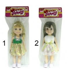 Кукла весенняя джемми 25 см Yako M6294
