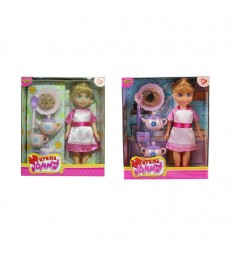Кукла с аксессуарами джемми хозяюшка 25 см Yako M6330...