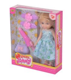 Кукла с аксессуарами jammy красотка 25 см Yako M6331